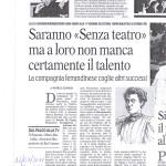 articolo Maria Barbella gazzetta del 14 07 2011