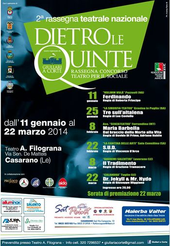 8 Febbraio 2014 – Casarano (LE)