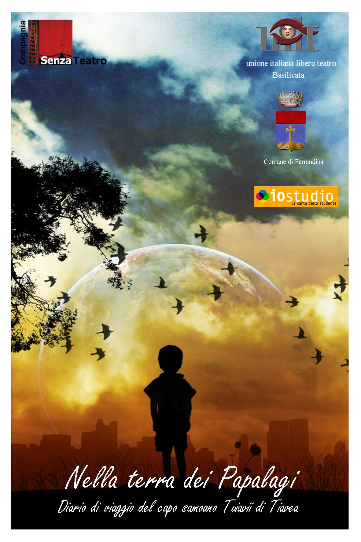 """15 Maggio 2014 – """"Nella Terra dei Papalagi"""" – Ferrandina (MT)"""