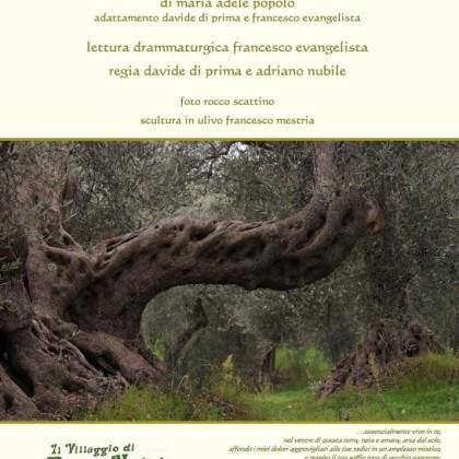 L'ulivo canta per me- Ferrandina (MT) – 27 e 28 Dicembre ore 20.00 Villaggio di Babbo Natale